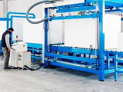 Завод по производству пенополистирола (пенопласт)