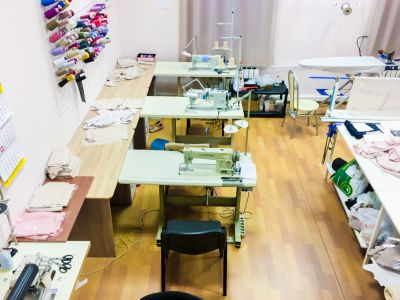 Швейное производство-ателье. Прибыль 200.000 руб. в месяц!