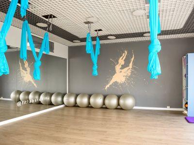 Студия фитнеса и йоги FitLab