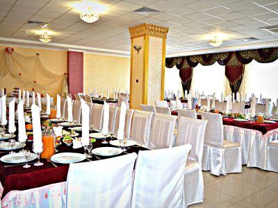 Гостинично ресторанный комплекс Надежда