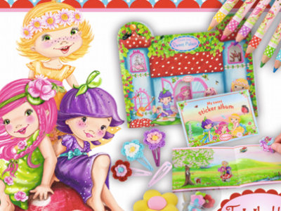 Интернет магазин товаров для детского творчества