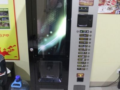 Вендинг. Сеть кофейных автоматов