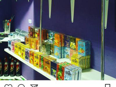 Магазин кальянной продукции