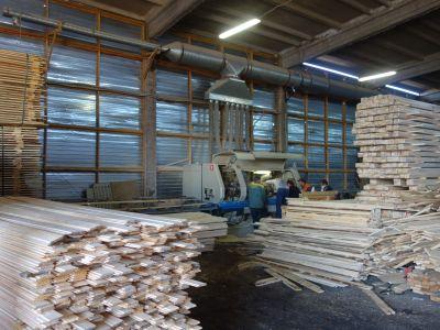 Лесо-деревообрабатывающий завод