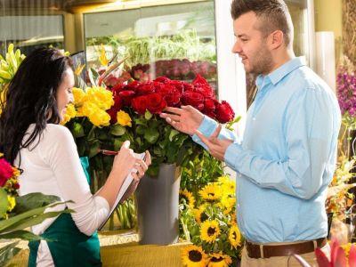 Продам магазин цветов. Стабильность. От 50 тысяч прибыли.