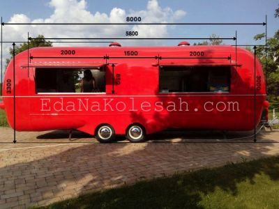 Food truck, Фудтрак