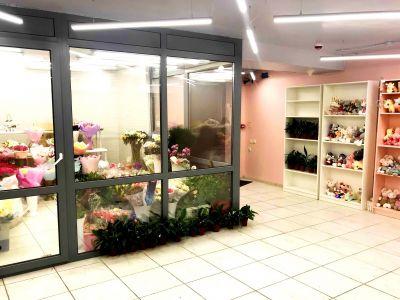 Прибыльный салон цветов по цене активов