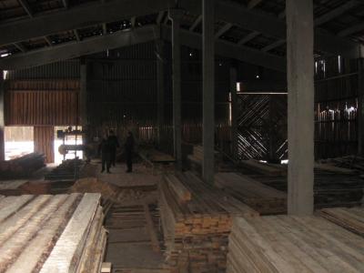 Продам деревообрабатывающее производство, пилараму