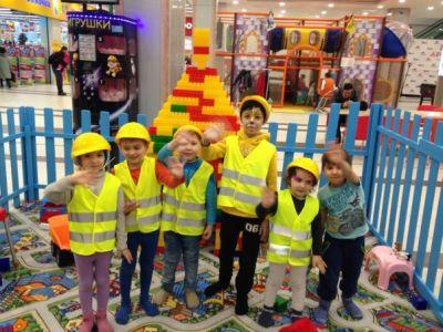 Детская площадка LeGoGo