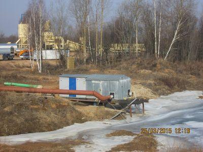 Дробильно-сортировочная фабрика