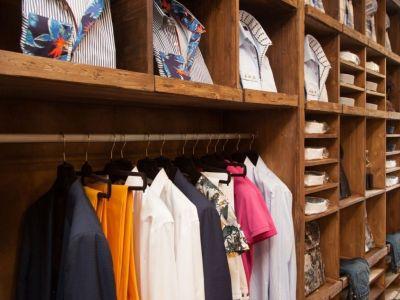 Бутик мужской одежды премиум-класса