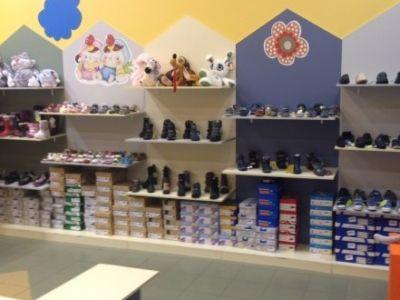 Магазин детской обуви и белья в Мытищах