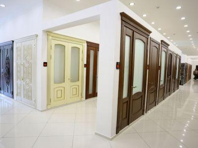 Салон межкомнатных дверей