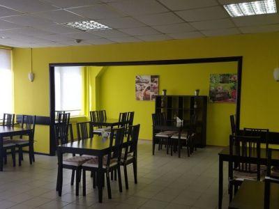 Кафе - столовая в Бизнес центре
