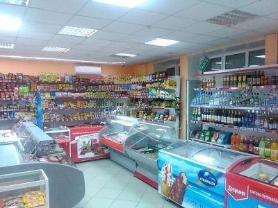 Продуктовый магазин 100кв