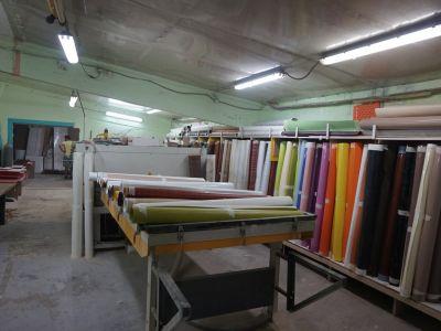 Мебельное и фасадное производства