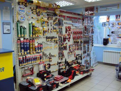 Магазин крепежа и электроинструмента