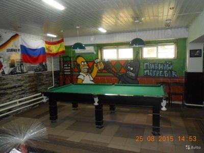 Спорт бар 100м2