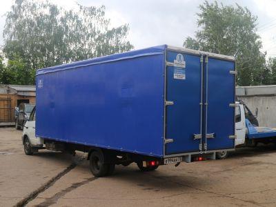 Переоборудование грузовиков. Производство