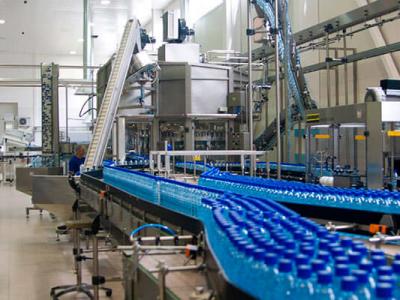 Производство артезианской воды  3 линии розлива