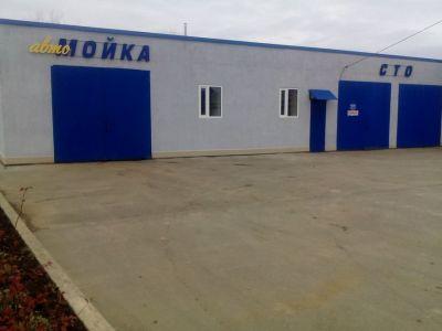 Станция тех обслуживания и автомойку (торг)
