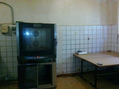 Пекарня-производство хлебобулочных изделий