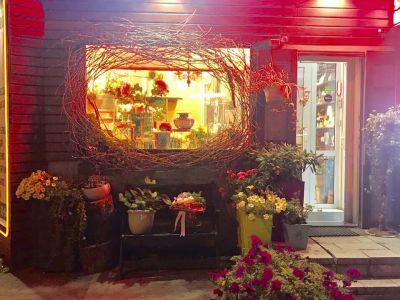 Цветочный магазин на Рублевке. Место бомба