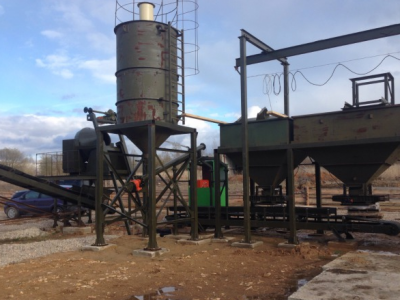 Мини-завод по производству блоков