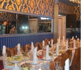 Ресторан с залом караоке