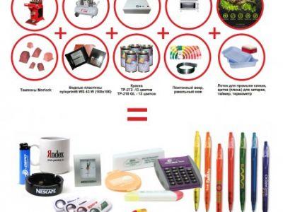 Тампопечать - рекламное производство: сувенирная и промо продукция