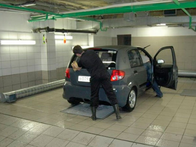 Прибыльная автомойка - цена 4,1 млн.руб.