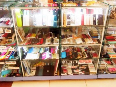 Магазин по продаже аксессуаров для телефонов