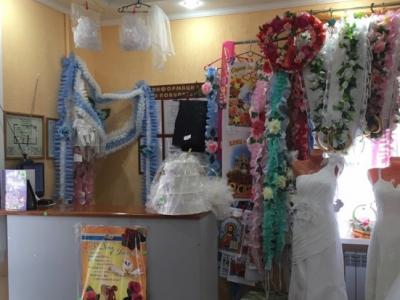 Свадебный салон, торговое помещение