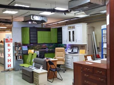 Магазин корпусной и кухонной мебели на заказ