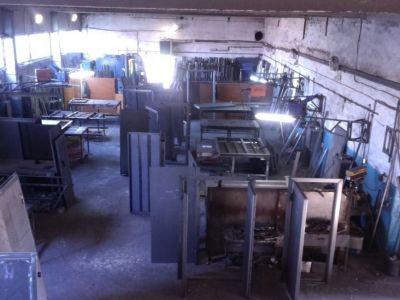 Производство металлических дверей и металлоизделий