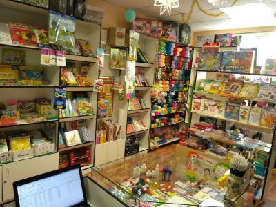 Магазин товаров для детей и творчества