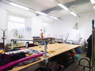 Швейное производство - низкая аренда