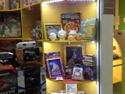 Магазин развивающих игр и товаров для творчества
