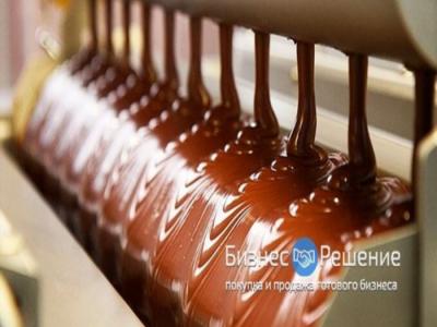 Производство полых шоколадных фигур в Московской области