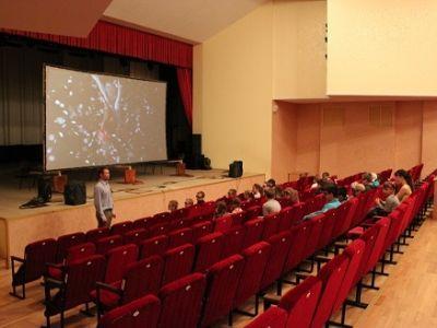 Передвижной 3Д кинотеатр