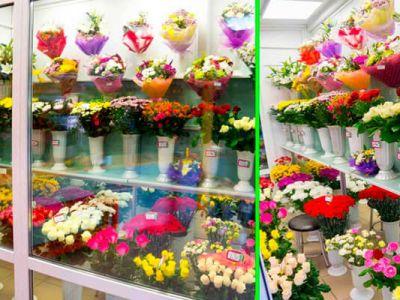 Прибыльный цветочный бизнес — метро Серпуховская