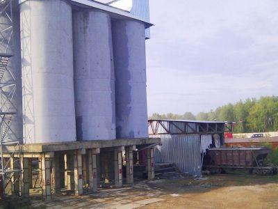 Перевалка цемента в Калужской области