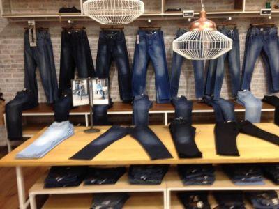 Магазин брендовой одежды mavi
