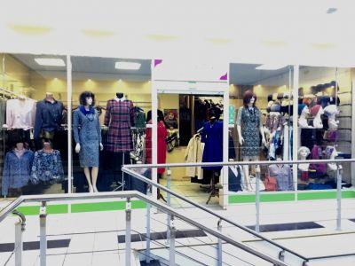 Магазин женской одежды и бижутерии