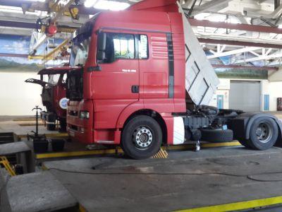 Автосервис для грузовиков, автобусов, сельхозтехники