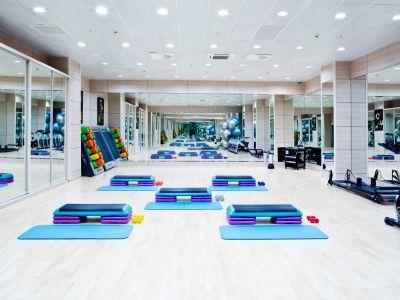 EMS - фитнес центр. Немецкое оборудование