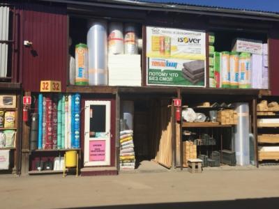 Рынок строительных материалов