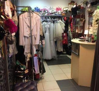 Шоу-рум свадебной одежды с большим товарным остатком