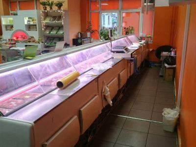 Сеть из трех точек продажи мяса, прибыль 250 000
