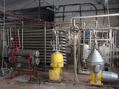 Молоко завод